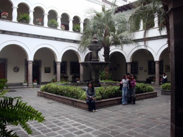 Patio Interior del Palacio