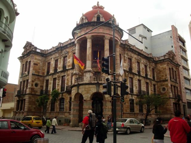 Galería de Exposiciones de la Alcaldía de Cuenca