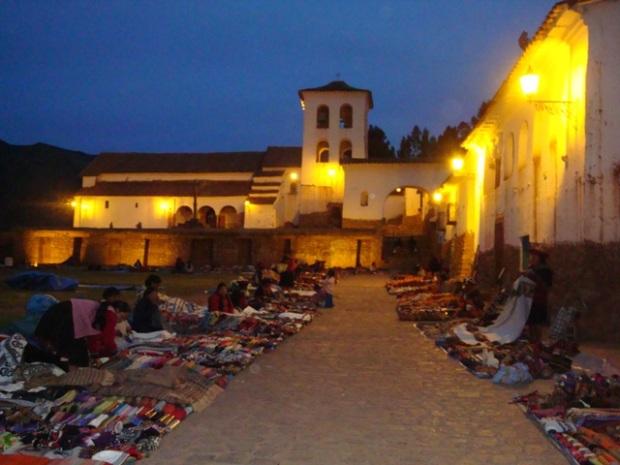 Pueblo de Chincheros