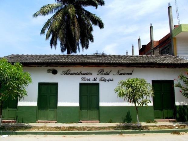 Casa del Telegrafista