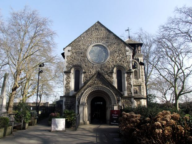 St. Pancras Old Church