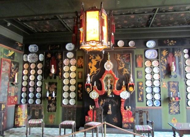 Salón chino de la casa de Victor Hugo