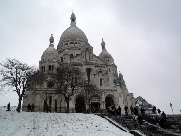 La Basílica de Sacre Coeur