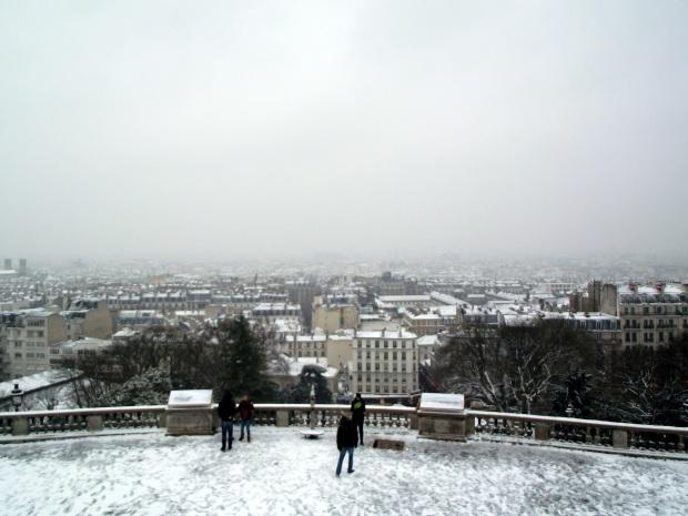 Vista Panorámica de la ciudad desde la Basílica