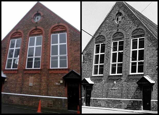 La iglesia ayer y hoy