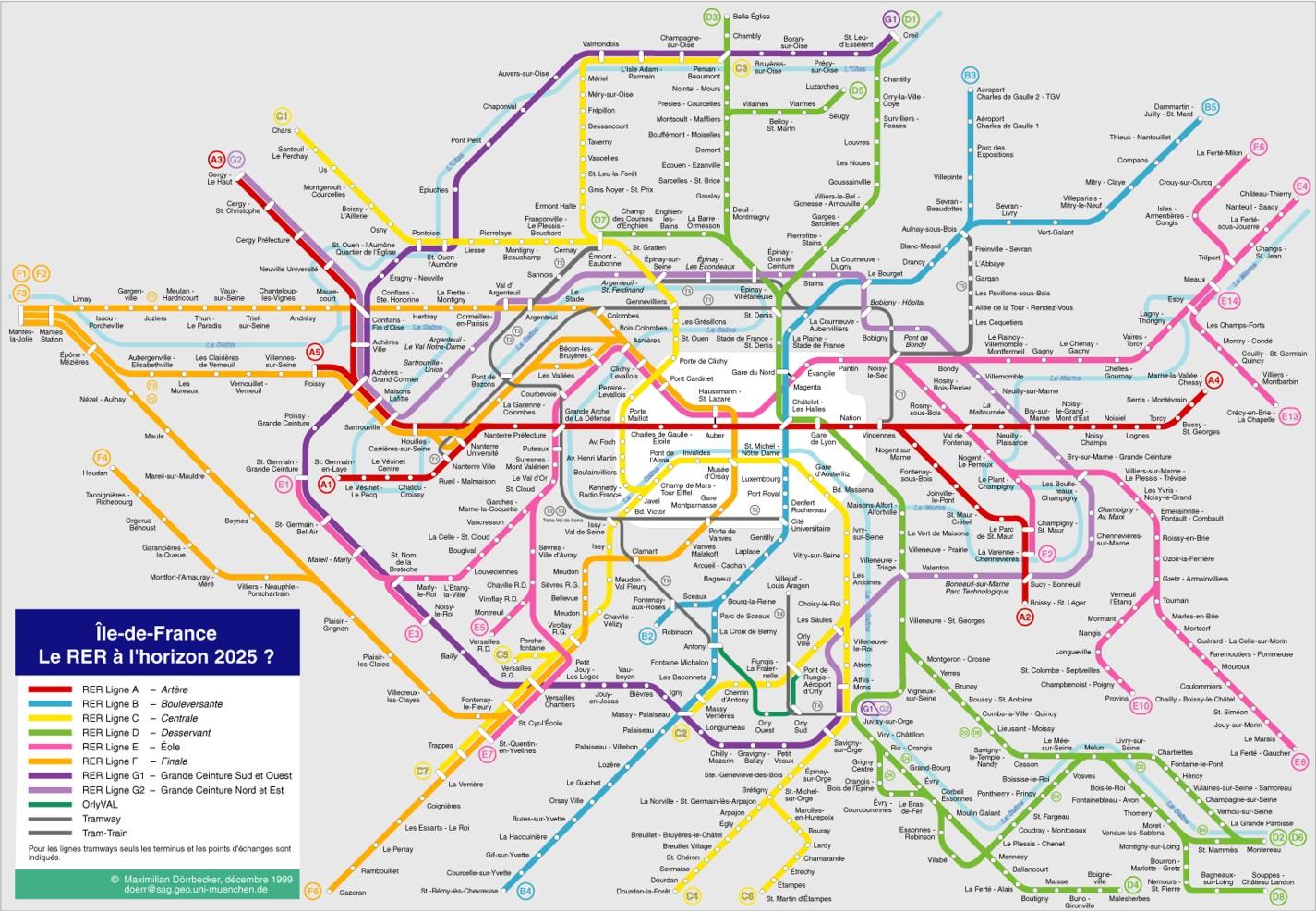 paris metro map pdf zones