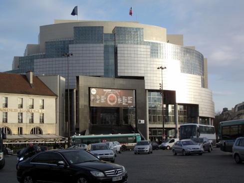 Opera de la Bastilla