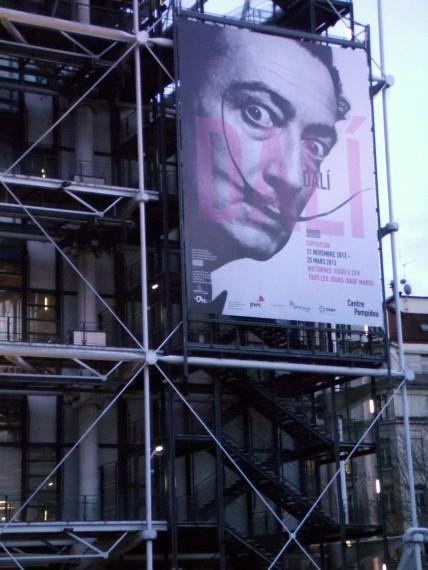 Muestra de Dalí