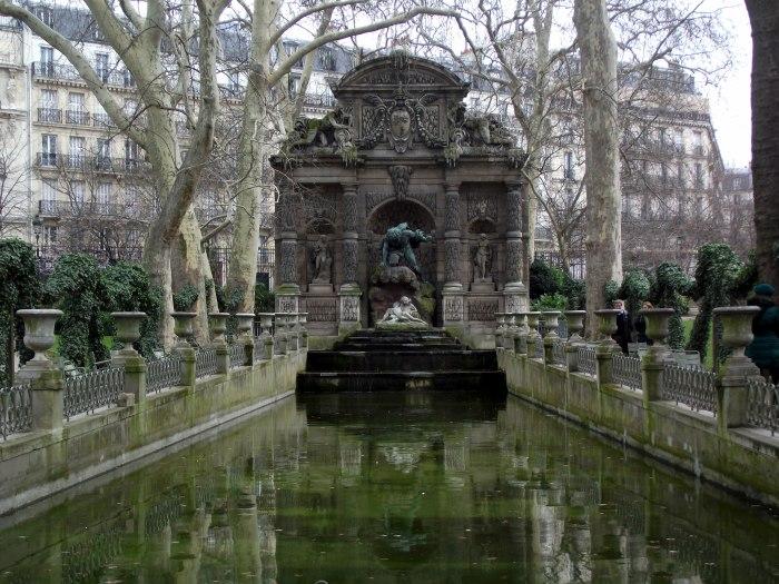 Fontana di Maria de' Medici
