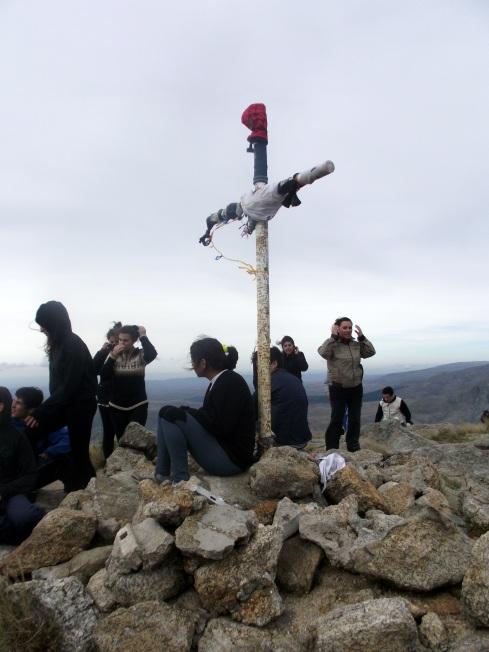 Cima del Cerro de la Cruz