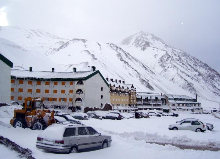 Hoteles en Villa Los Penitentes
