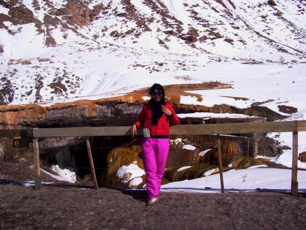 Mirador Puente del Inca
