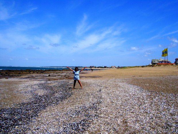 Playa del Cabo de Santa María