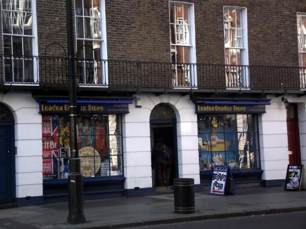 London Beatles Store