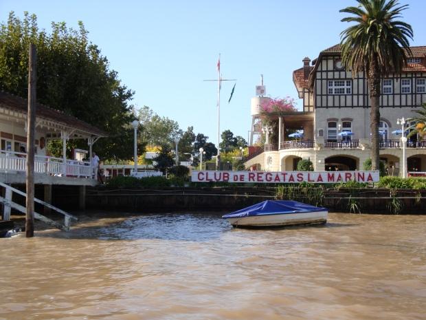 Club de Regatas en Tigre