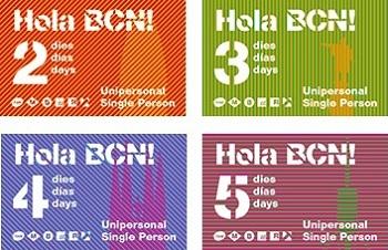 Tarjeta Hola BCN