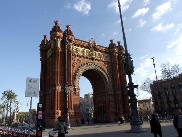 Como llegar al arco del triunfo lo m o es viajar for Como llegar de barcelona a paris