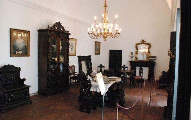 Interior de la vivienda - Fuente: www.diaadia.com.ar