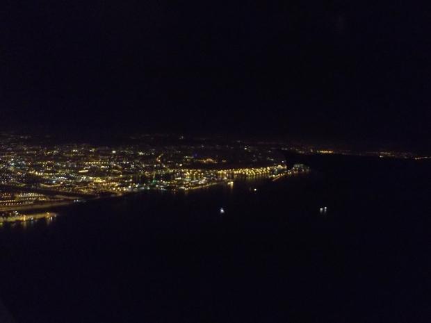 Sobrevolando Tanger