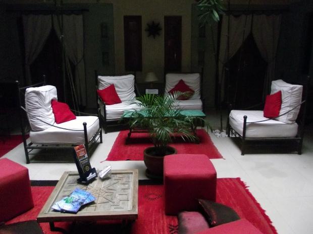 El RIad, una vivienda típica de marruecos
