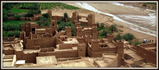 Todo un ejemplo de la arquitectura pre-sahariana