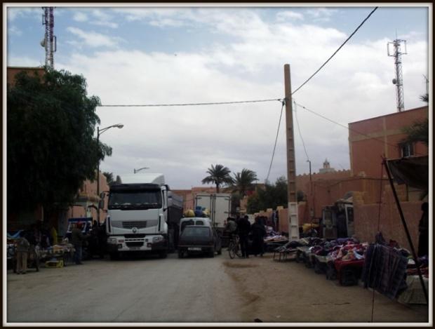 Camino a Merzouga