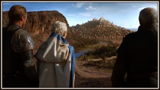 Otra escena de Game of Thrones