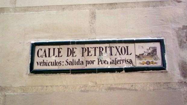Carrer Petrixtol
