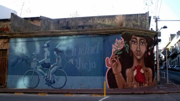 Mural de la Ciudad Vieja