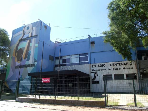 Estadio Centenario de Montevideo