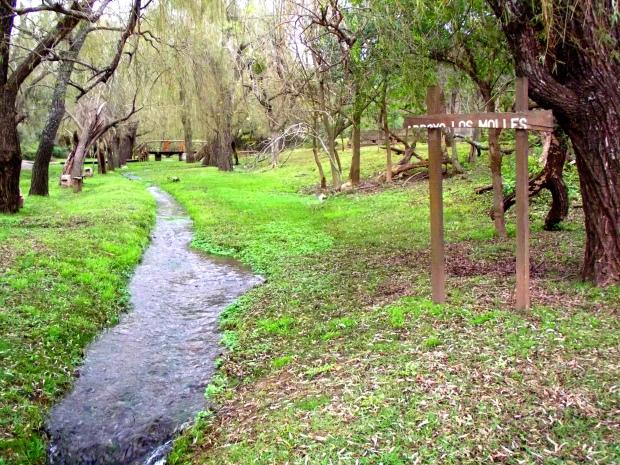 Arroyo Los Molles