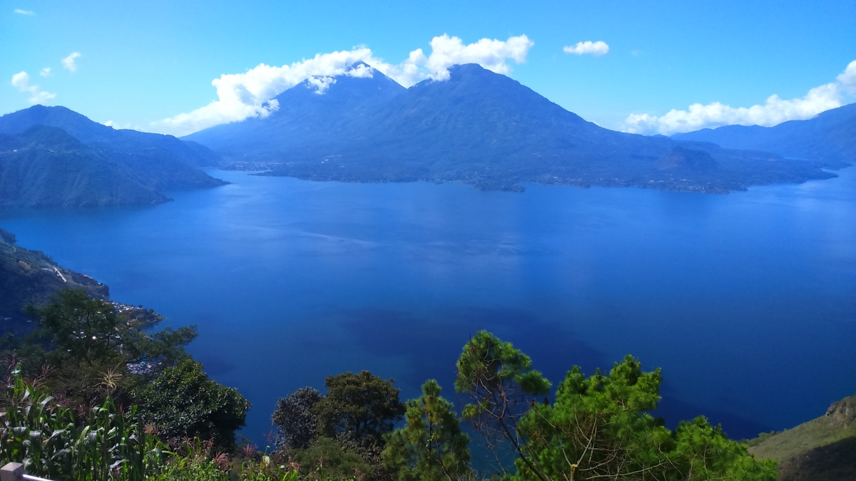 Panajachel: a la vera del Lago Atitlán