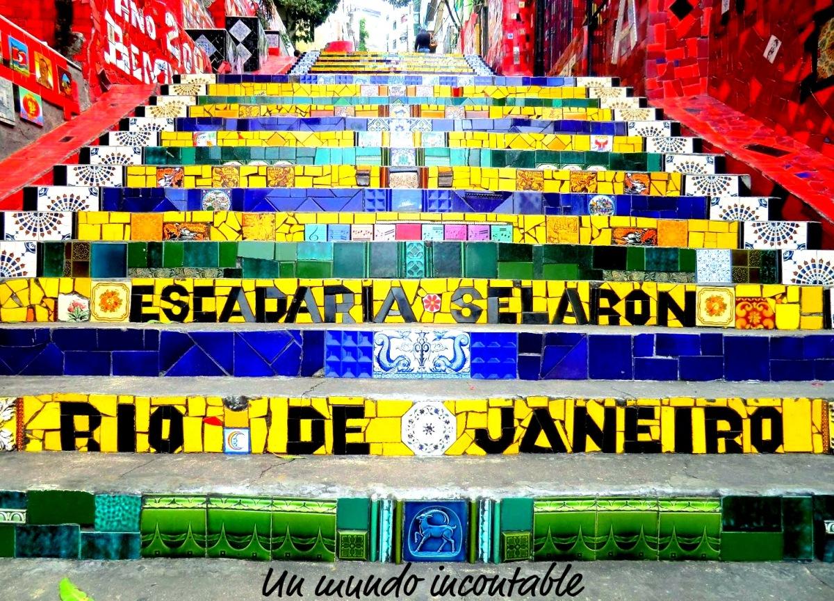 5 lugares que podes visitar en Lapa, el barrio más bohemio de Rio de Janeiro
