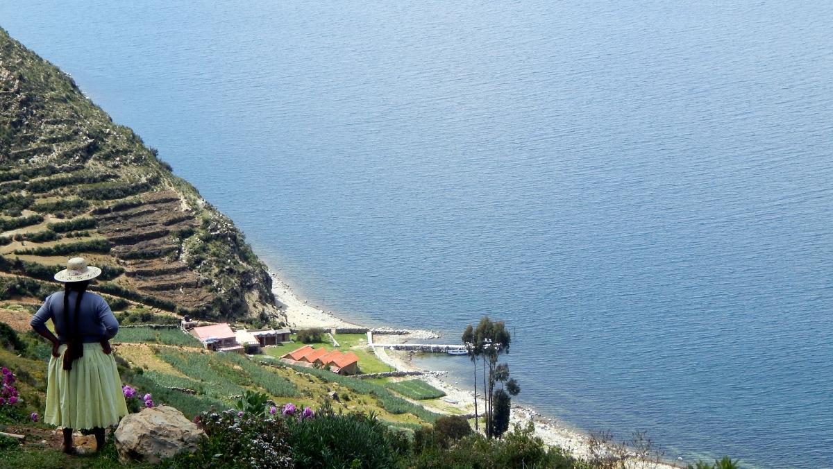 Lago Titicaca: rumbo a las Islas del Sol y de la Luna