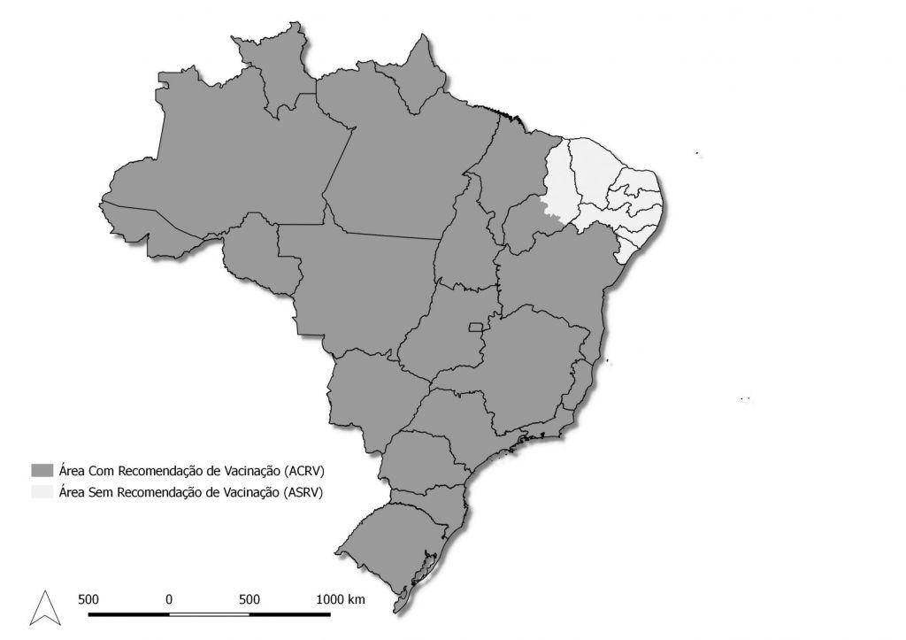 vacuna fiebre amarilla brasil