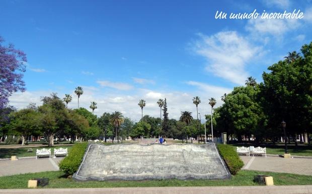 Área Fundacional Mendoza