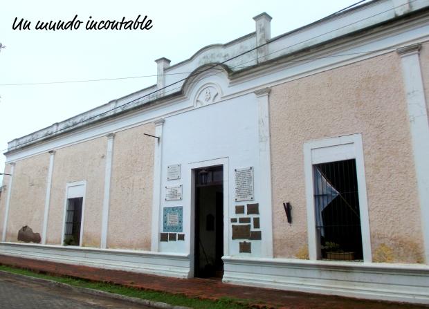 Fachada Museo del Poeta Lugones