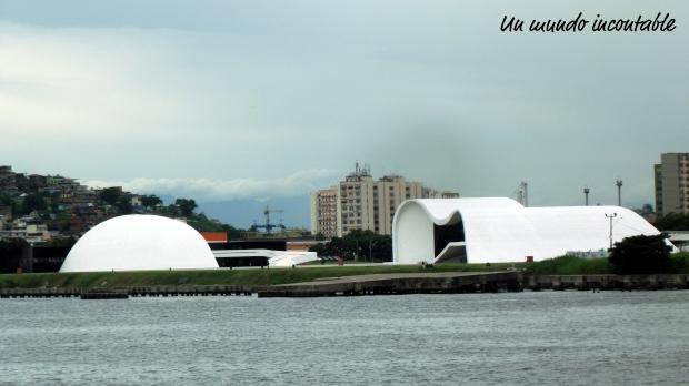 Camino Niemeyer Niteroi