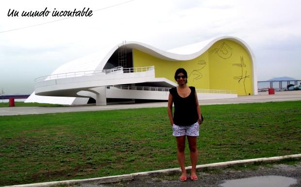 Caminho Niemeyer Niteroi