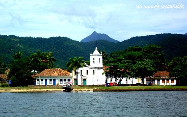 Iglesia de Santa Rita Paraty