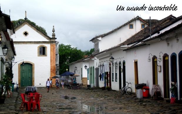 Centro Histórico Paraty