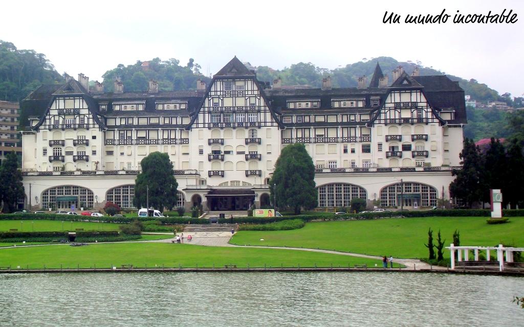 Palacio Quitandinha Petropolís