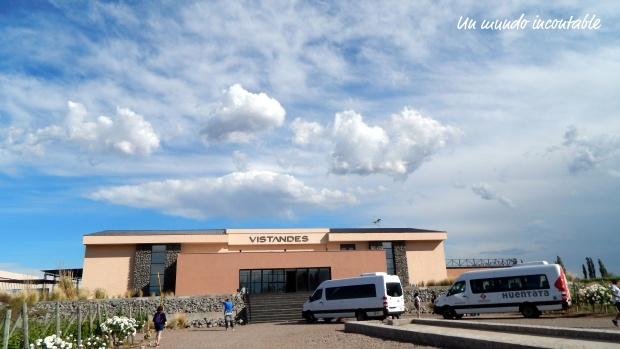 Bodega Vistandes Mendoza