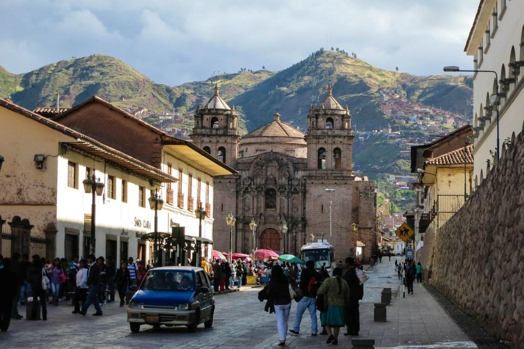 cusco, peru, streets