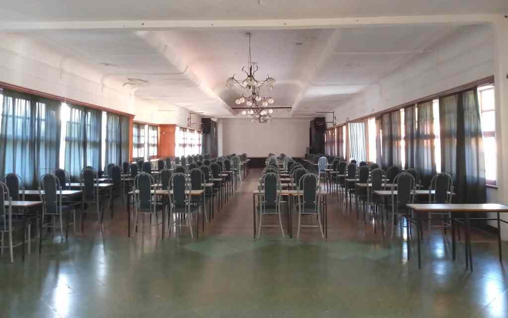 Interior del Hotel Edén, La Falda