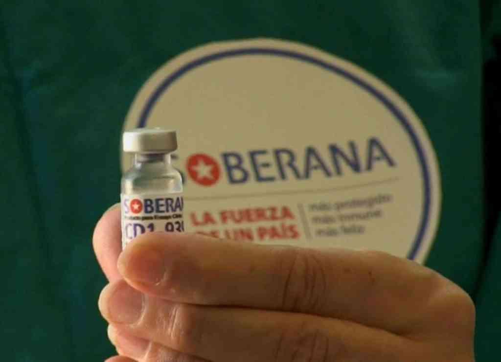 Vacuna Cuba Soberana