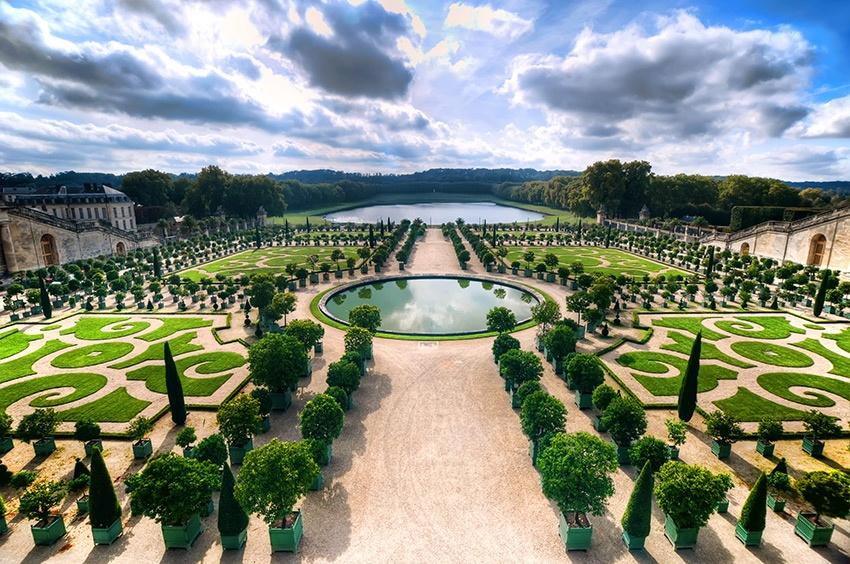 Nuevo hotel palacio de versalles