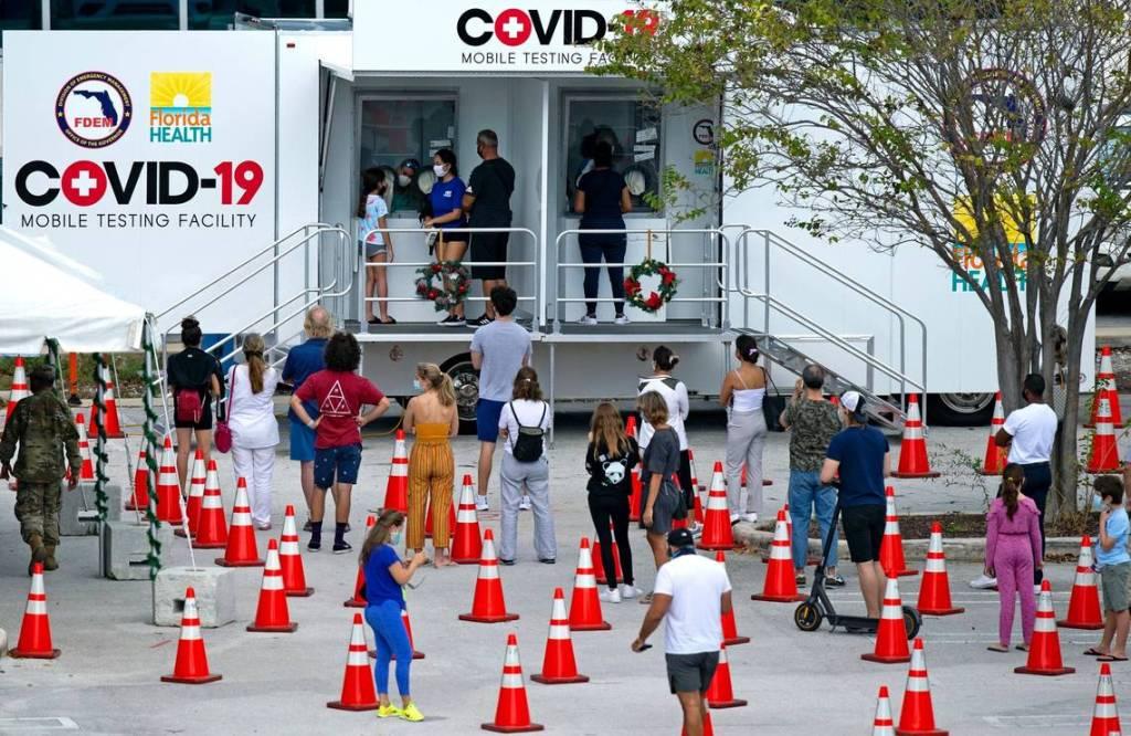 EE.UU. exigirá test PCR negativo para ingresar al país