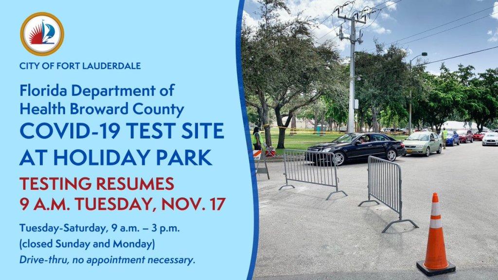 Test pcr gratis en Miami, Test pcr gratis en Orlando
