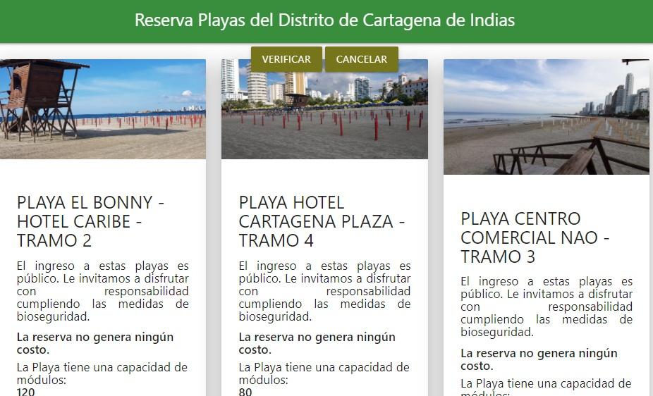 Guía para viajar Cartagena de Indias